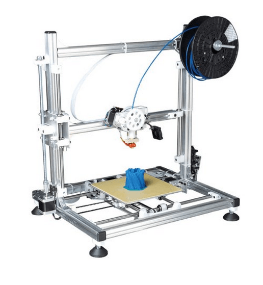 UK's First Commercial 3D Printer On Sale
